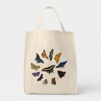 O bolsa do mantimento do círculo da borboleta