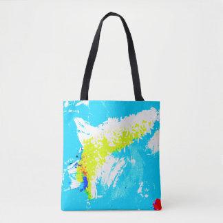 O bolsa do mercado do arroz da aleta do tubarão