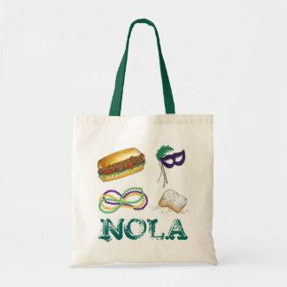 O bolsa do partido do carnaval de NOLA Nova