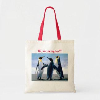 O bolsa do pinguim