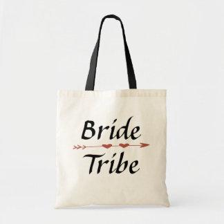 O bolsa do tribo da noiva