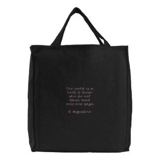 O bolsa do viagem
