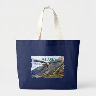 O bolsa enorme escuro de Alaska