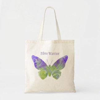 O bolsa fibro da borboleta do guerreiro