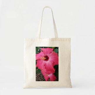 O bolsa floral bonito