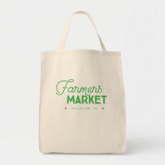 O bolsa local customizável do mercado dos