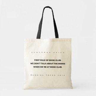 O bolsa perfeito do presente do clube de leitura
