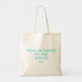 O bolsa Seafoam da madrinha de casamento
