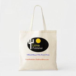 O bolsa solitário do editor