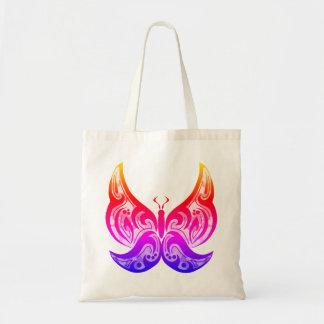 O bolsa tribal da borboleta - Brights