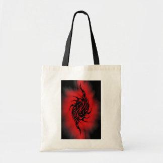 O bolsa vermelho