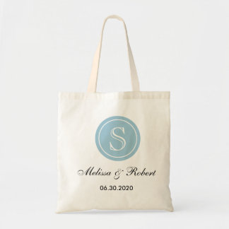 O bolsa Wedding personalizado Bag|Blue do