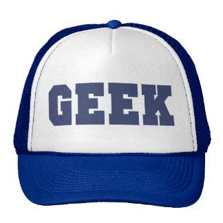 O boné do camionista do geek