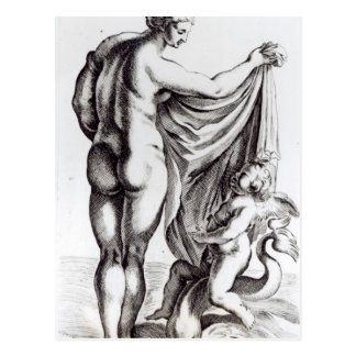O Borghese Venus, c.1653 Cartão Postal