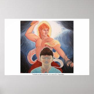 O Budda e o Apollo, como Manjushri Poster