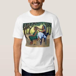 O cabeleireiro 2001 t-shirts