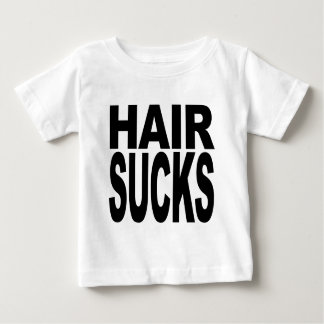 O cabelo suga tshirt