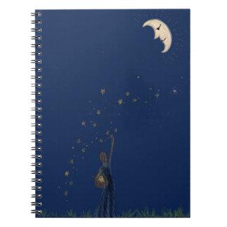 O caderno de Bringer da estrela