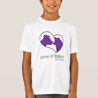O canto da bondade caçoa o t-shirt