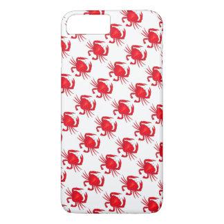 O caranguejo vermelho Baltimore Maryland Crabs a Capa iPhone 7 Plus