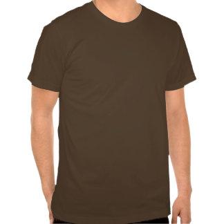 o caráter do assassino tshirts
