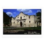 O cartão de Alamo