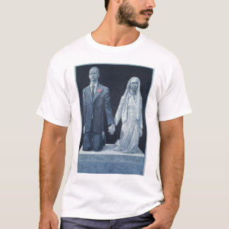 O casamento camiseta