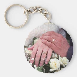 O casamento entrega #1 - chaveiro