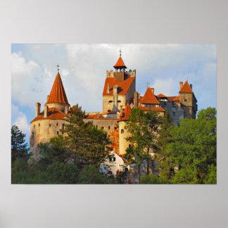 O castelo de Dracula, cume delével Posters