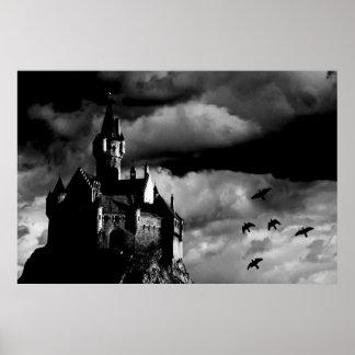 O castelo de Dracular Posteres