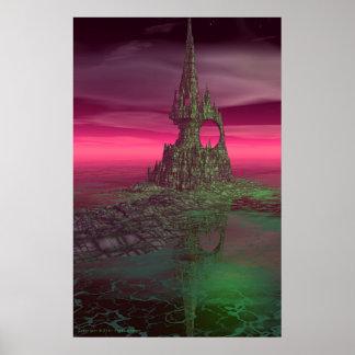 O castelo de Mordred Posteres