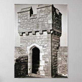 O castelo mantem IV Pôsteres