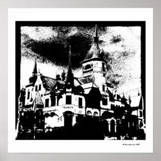 O castelo pôsteres