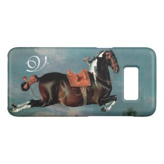 """O cavalo """"Cehero do animal malhado que eleva o Capa Case-Mate Samsung Galaxy S8"""