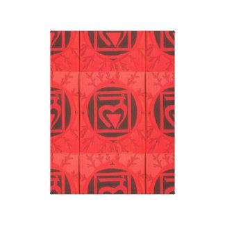 O Chakras - impressão/arte das canvas de Chakra da