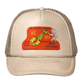 O chapéu de Don Boné