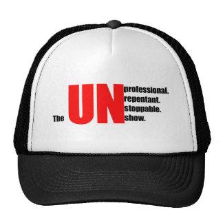 O chapéu de Unshow Badass Bonés