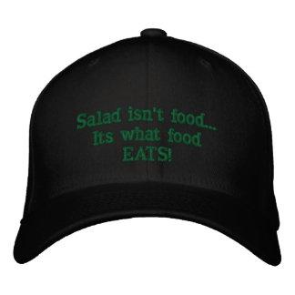 O chapéu do carnívoro boné bordado