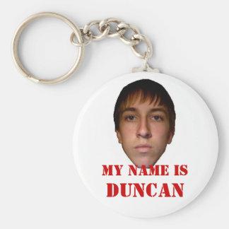 O chaveiro 2010, meu nome é Duncan