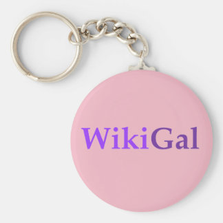 O chaveiro de Wikigal