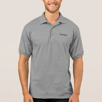 O chefe t-shirt polo