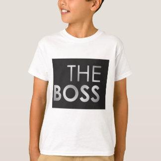 O chefe t-shirts