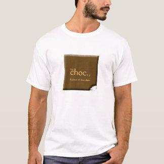 o choc., tshirt