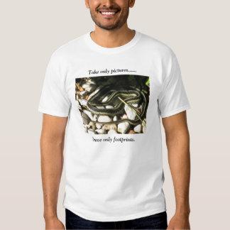 O cobra de liga toma somente imagens camiseta
