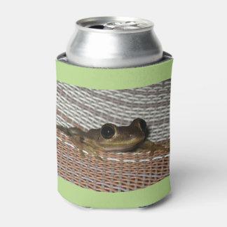 O coletor da mosca pode refrigerador porta-lata
