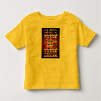 O conhecimento é poder Bookscase T-shirt