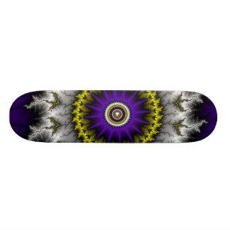 O conselho das karmas shape de skate 19,7cm