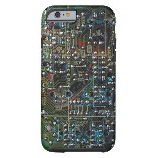 O conselho de circuito capa tough para iPhone 6
