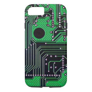 O conselho de circuito (PWB) - cor verde Capa iPhone 7