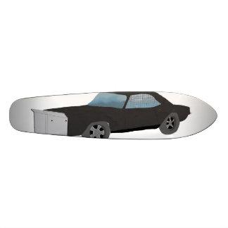 O conselho do carro shape de skate 18,4cm